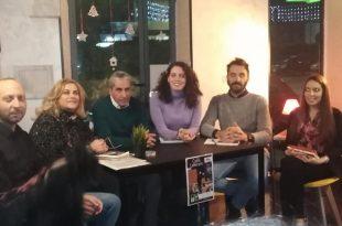 Acconia, con Tonino Spena il primo incontro del Caffè Letterario