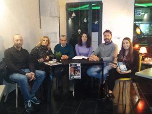 Acconia, con Tonino Spena Caffè Letterario