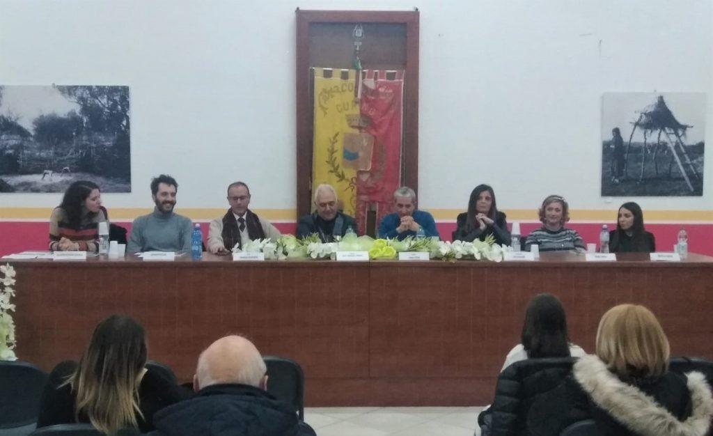 Curinga, presentato il libro Orizzonti verticali di Tonino Spena