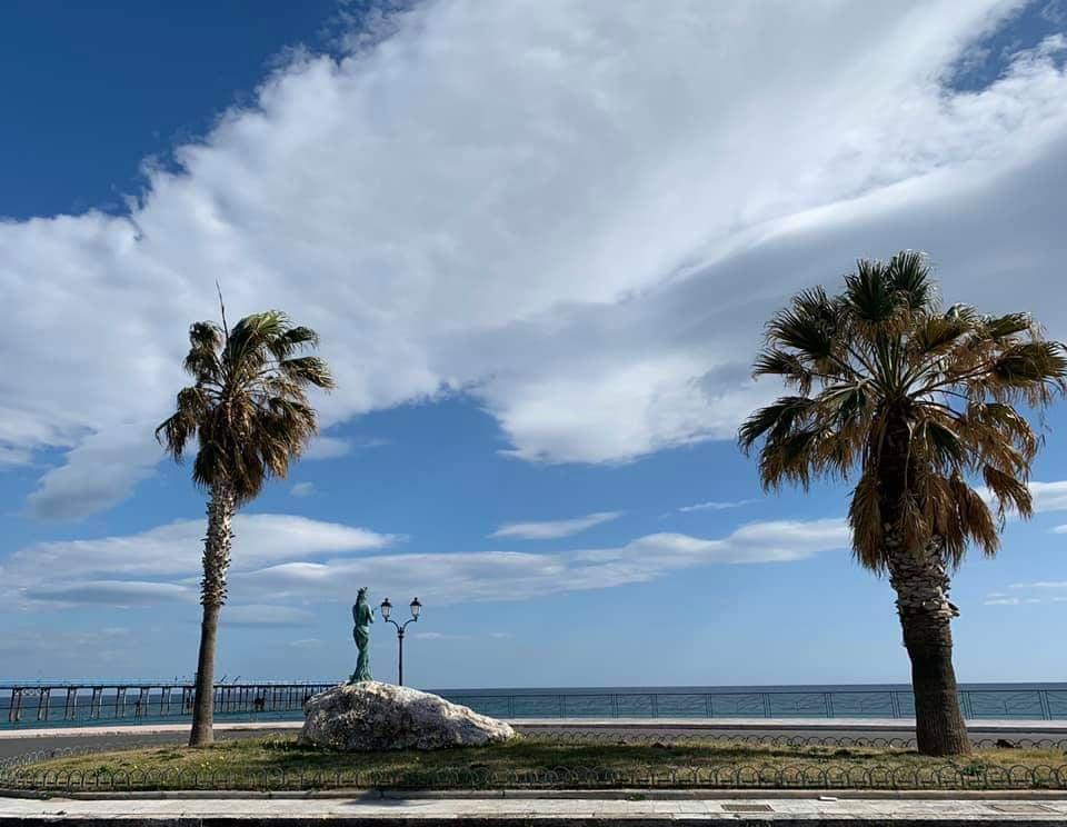 Bandiere blu in Calabria